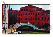 Venice Bow Bridge Carry-all Pouch