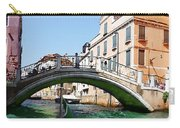 Venice Bridge Carry-all Pouch