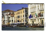 Venice Buildings Carry-all Pouch