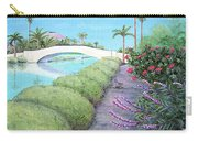 Venice California Canals Carry-all Pouch