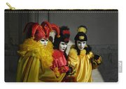 Venice Carnival Carry-all Pouch