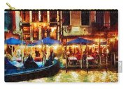 Venice Glow Carry-all Pouch