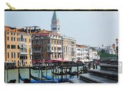 Venice Gondolas On Canal Grande Carry-all Pouch