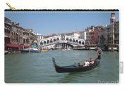 Venice Gondolier Carry-all Pouch