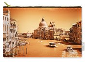 Venice Italy Grand Canal Carry-all Pouch