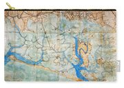 Venice: Map, 1546 Carry-all Pouch