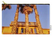 Venice Plams At Sunset Carry-all Pouch