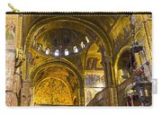 Venice - St Marks Basilica Interior Carry-all Pouch