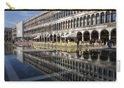 Venice Italy - St Mark's Square Symmetry Carry-all Pouch