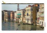 Venice Sun Carry-all Pouch
