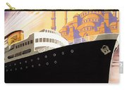 Venise Vintage Travel Poster Carry-all Pouch