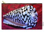 Venomous Conus Shell Carry-all Pouch