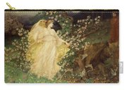 Venus And Anchises Carry-all Pouch