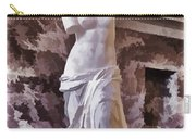 Venus De Milo - Louvre Carry-all Pouch