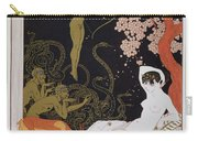 Venus Carry-all Pouch by Georges Barbier