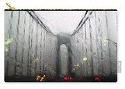 Verazanno Bridge Rain Photofresco Carry-all Pouch