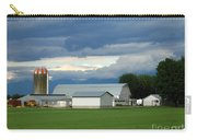 Verdant Farmland Carry-all Pouch