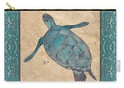 Verde Mare 4 Carry-all Pouch by Debbie DeWitt