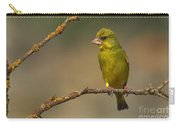 Greenfinch Carry-all Pouch
