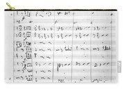 Verdi Ernani, 1844 Carry-all Pouch