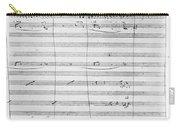 Verdi Rigoletto, 1850 Carry-all Pouch