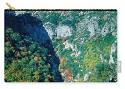 Verdon Gorge In Autumn Carry-all Pouch