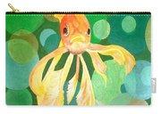 Vermilion Goldfish Carry-all Pouch