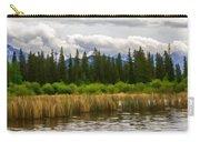 Vermilion Lakes Carry-all Pouch