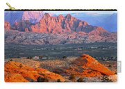 Vermillion Cliffs At Sunrise Carry-all Pouch