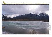 Vermillion Lakes, Banff National Park - Panorama Carry-all Pouch