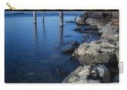Vermont Lake Champlain Sunrise Burlington Carry-all Pouch