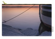 Vermont Lake Champlain Sunset Nautical Boat  Carry-all Pouch