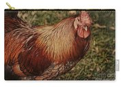 Vermont Rooster Carry-all Pouch