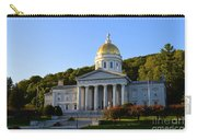 Vermont State House Carry-all Pouch