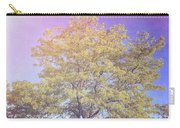 Vermont Tree Light Leak Sunflare  Carry-all Pouch
