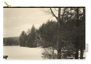 Vermont Winterland Carry-all Pouch