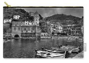 Vernazza - Cinque Terre In Grey Carry-all Pouch