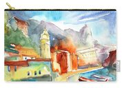 Vernazza In Italy 07 Carry-all Pouch