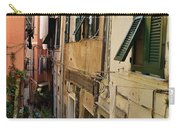 Vernazza Street Carry-all Pouch