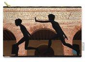 Verona Sculpture Carry-all Pouch