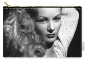 Veronica Lake Actress Carry-all Pouch