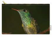 Versicolored Emerald Carry-all Pouch