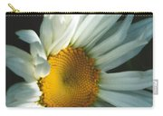 Vertical Daisy Carry-all Pouch