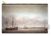 Verwer's View Of Hoorn Carry-all Pouch