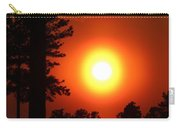 Very Colorful Sunset Carry-all Pouch