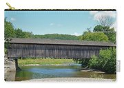 Very Long Covered Bridge Carry-all Pouch