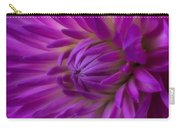 Very Pink Dahlia Carry-all Pouch