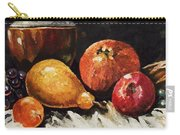 Vessel And Fruit Carry-all Pouch