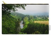 Vezere River Valley Carry-all Pouch