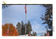 Vfw Hall Veterans Day Carry-all Pouch